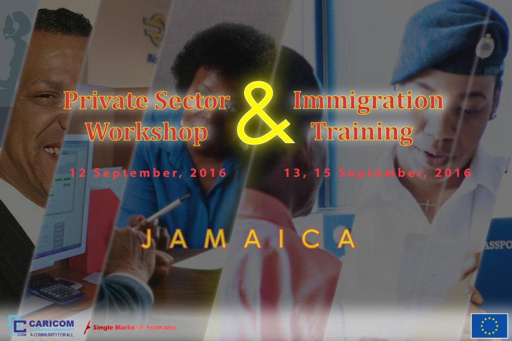 CARICOM Secretariat Engages Jamaica's Private Sector and Immigration Officers