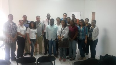 Belize Students Prepare for Student Mission