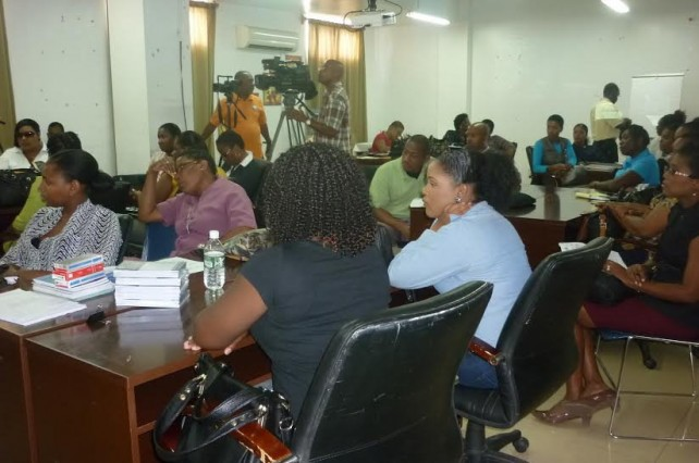 CSME Workshops get underway in Dominica